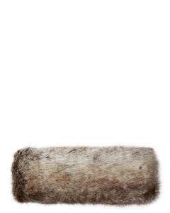 Joules Liza Faux Fur Headband, Reindeer 204919