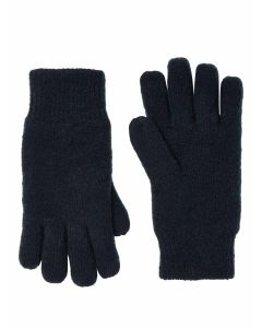 Joules Men's Bamburgh Knitted Gloves, 209706 French Navy