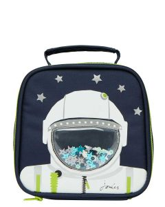Joules Boys Munch Lunch Bag  -  Navy Astronaut | 210692