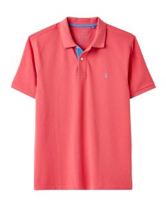 Joules Woody Classic Fit Polo Shirt - Pink - 211913