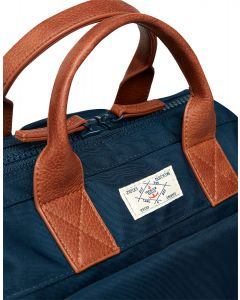 Joules Wells Canvas Rucksack - French Navy - 213080