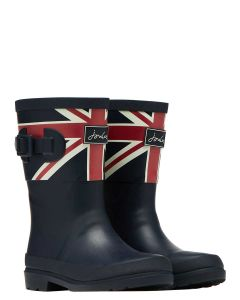 Joules Junior Welly Boots - Union Jack | 214012