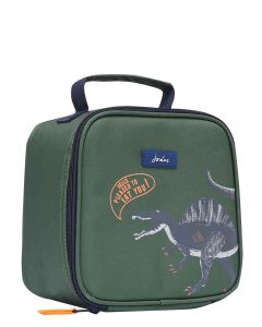 Joules Boys Munch Lunch Bag - Green Dinos | 215289