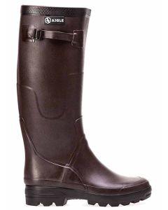 Aigle Benyl M Welly Boot, Brun