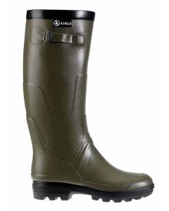 Aigle Benyl Kaki Welly Boot