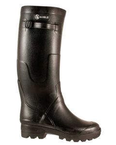 Aigle Benyl Wellington Boot, Noir