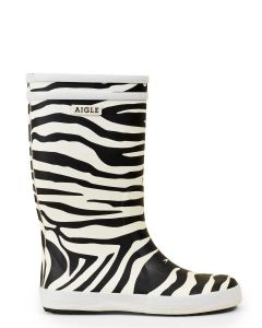 Aigle Childrens Lolly Pop Boot, Zebre