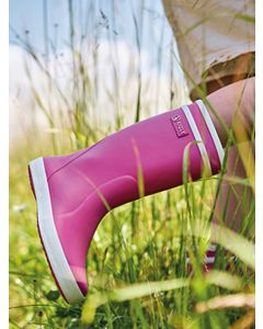 Children's Lolly Pop Boot, New Rose (Pink) by Aigle