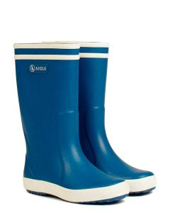 Children's Lolly Pop Boot, ROI (Royal Blue) by Aigle