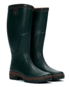 Aigle Parcours 2 Boots - Bronze (Dark Green)