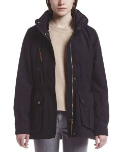 Sahary - Aigle Waterproof 3 in 1 Coat with Gilet Lining, Black