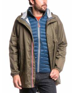 Men's Aigle Citypack Packaway Waterproof Jacket