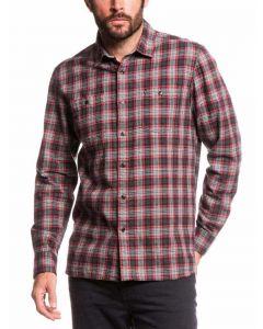 Men's Aigle Fernbirdy Brushed Cotton Lumberjack Shirt