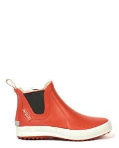Aigle Kids Lolly Chelsea Boot, Rouge (Red)