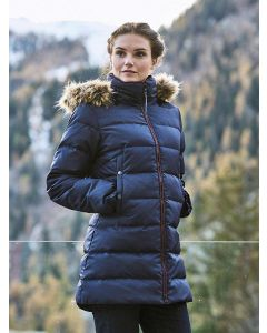 Aigle Rigdown Mid Coat - Navy