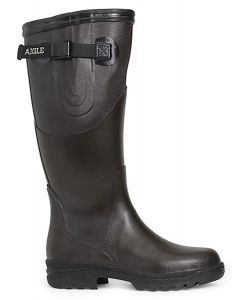 Aigle Women's Reva Wellington Boot - Brun