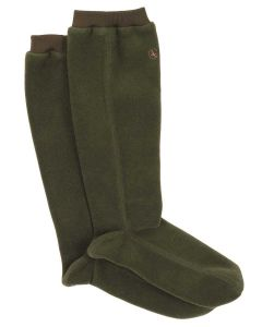 Aigle Gotland Fleece Boot Liner, Bronze