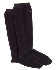 Aigle Gotland Fleece Boot Liner, Black
