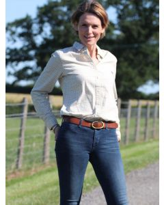 Women's Aigle Huntjack Cotton Country Shirt