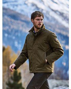 Aigle Men's Darbes Short Waterproof Jacket
