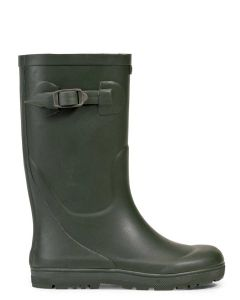 Aigle Woody Pop 2 Children's Welly Boot, Kaki Green