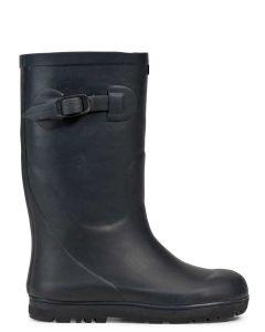 Aigle Woody Pop 2 Children's Welly Boot, Marine (Navy Blue)