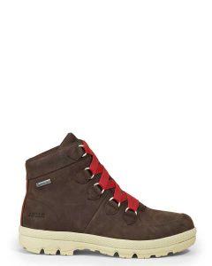 Aigle TL RETRO W GTX2 Leather Gore-Tex Shoe - Brown - T30424