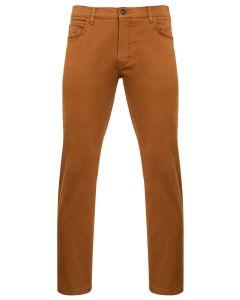 Alan Paine Cheltenham Men's Chino Jeans, Tobacco