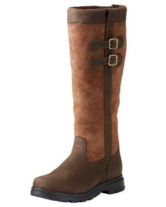 Ariat Eskdale Boot - Full Length Leather Boot, Waterproof and Breathable