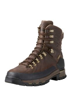 "Ariat Catalyst VX Defiant 8"" GTX Boot, Bitter Brown"