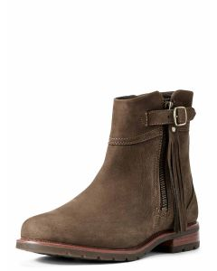 Women's Ariat Abbey Leather Ankle Boot, Willow