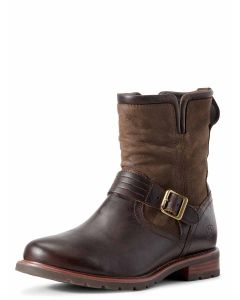 Ariat Women's Savannah Boot, Chocolate/Willow