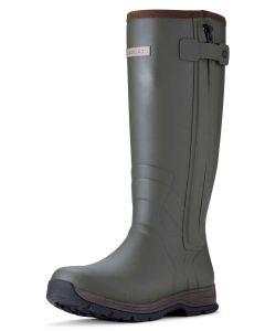 Ariat Men's Burford Insulated Zip Boot - Olive Night - 10032451