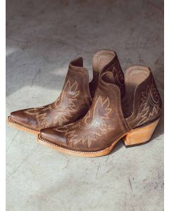 Ariat Womens Dixon Boot - Weathered Brown - 10027282