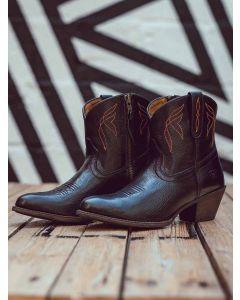 Ariat Women's Darlin Western Boot - Old Black -  10017325
