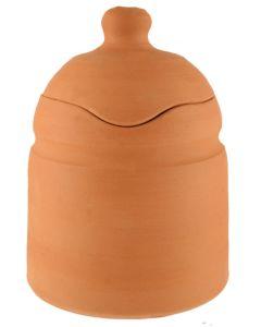 Terracotta Tandoori Cooking Pot