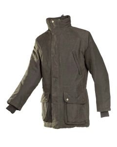 Men's Baleno Sandown Country Coat, Dark Olive