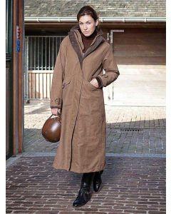 Baleno Kensington Full Length Waterproof Coat, Camel