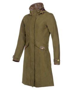 Baleno Chelsea Waterproof Women's Coat, Pine Green
