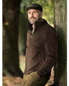 Baleno Henry Mens Fleece Jacket - Chocolate - 774B