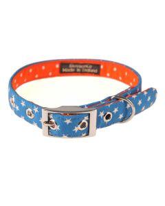 BlossomCo Apollo Dog Collar, Star Dog Collar