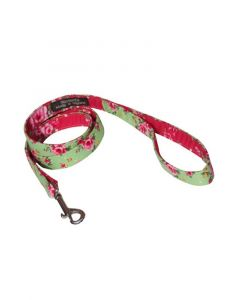 Henley Floral Print Blossom Co Dog Lead