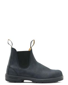Blundstone 587 Classic Leather Boot - Rustic Black