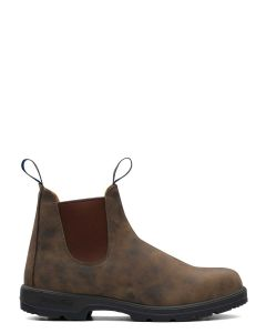 Blundstone 584 Thermal Leather Boot - Rustic Brown