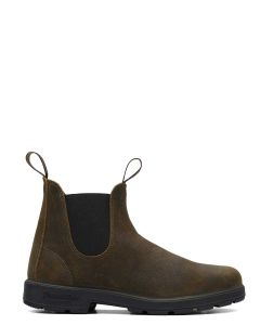 Blundstone 1615 Original Leather Chelsea Boot - Dark Olive