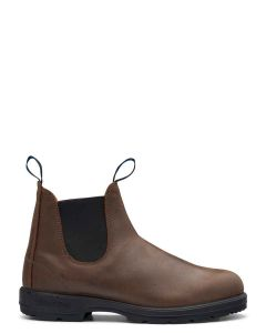 Blundstone 1477 Thermal Leather Chelsea Boot - Antique Brown