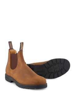 Blundstone 562 Classic Leather Chelsea Boot -Crazy Horse Brown