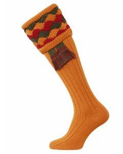 The Bowhill Shooting Sock - Medium
