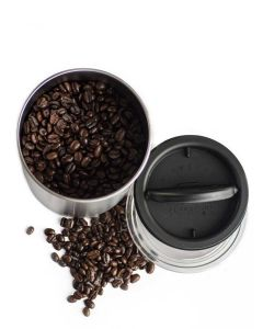 """The Original AirScape Food & Coffee 7"""" Storage Canister"""