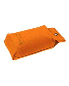 Orange Canvas Half Pound Floating Puppy Dummy